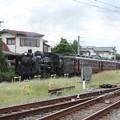 Photos: 秩父鉄道 パレオエクスプレス 5001レ C58 363+12系客車4B 秩父~御花畑 (5)