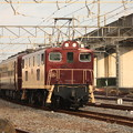 Photos: 回5103レ デキ200-201+12系客車4B+C58 363 石原付近 (8)