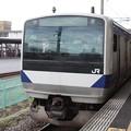 常磐線 E531系K425編成 346M 普通 上野 行