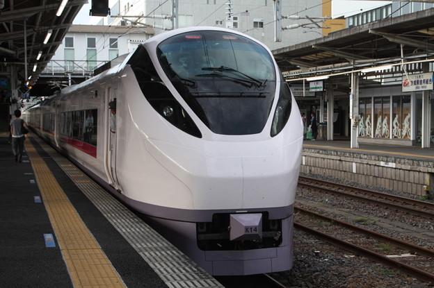 E657系K14編成 2060M 特急ときわ60号 上野 行 後追い
