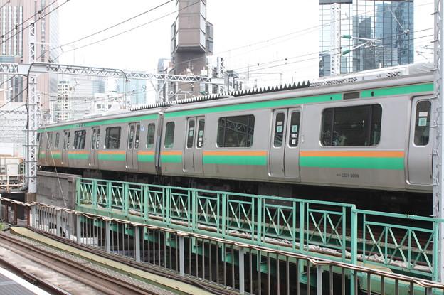 東海道線 E231系1000番台