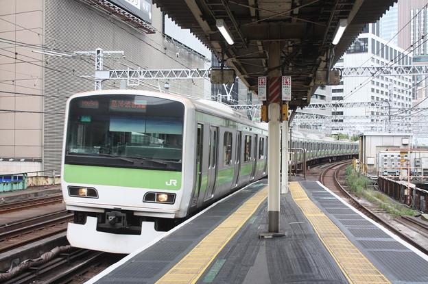 山手線 E231系500番台トウ548編成
