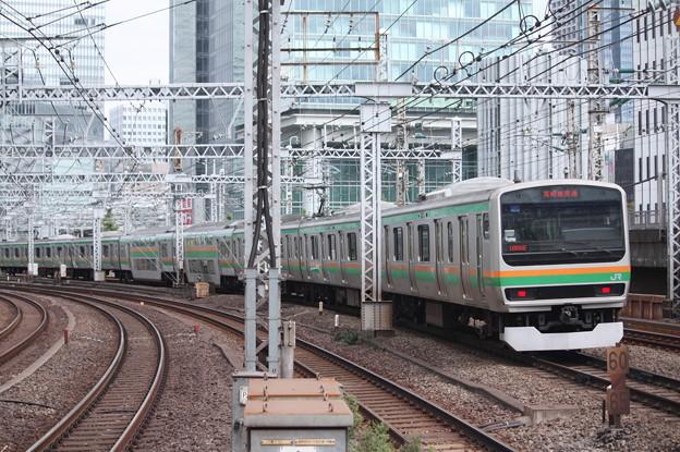 東海道線 E231系1000番台U526編成