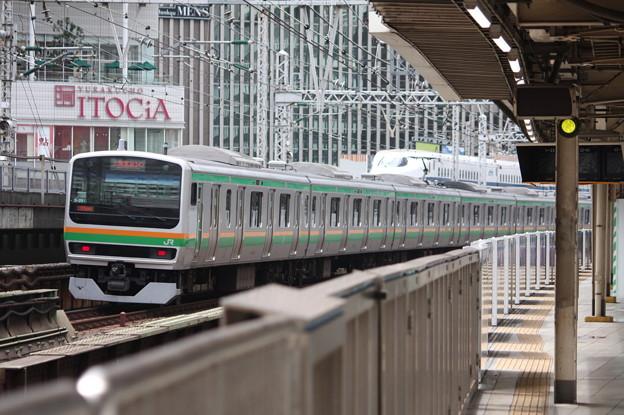 東海道線 E231系1000番台S-29編成