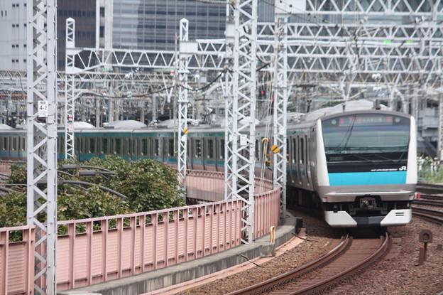 京浜東北線 E233系1000番台サイ137編成 (2)