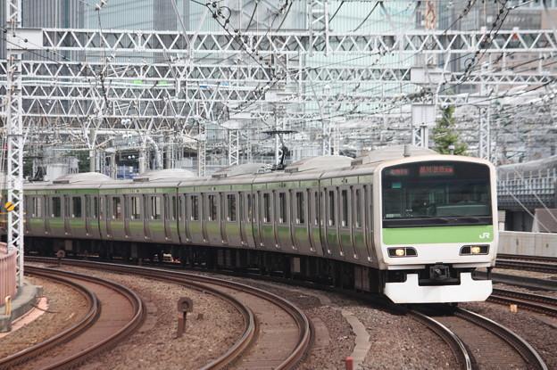 山手線 E231系500番台トウ535編成