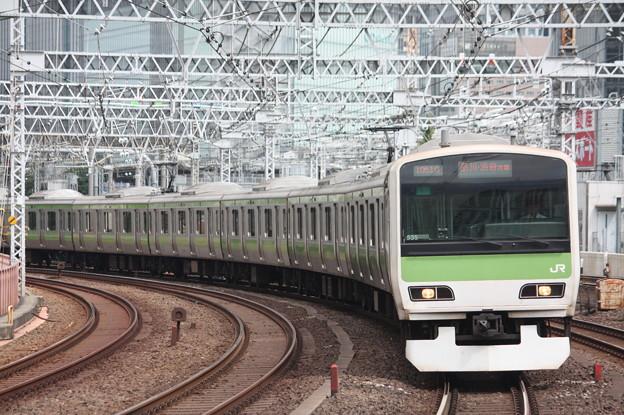 山手線 E231系500番台トウ535編成 (1)