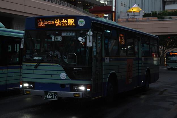 仙台市営バス 仙台230あ6612
