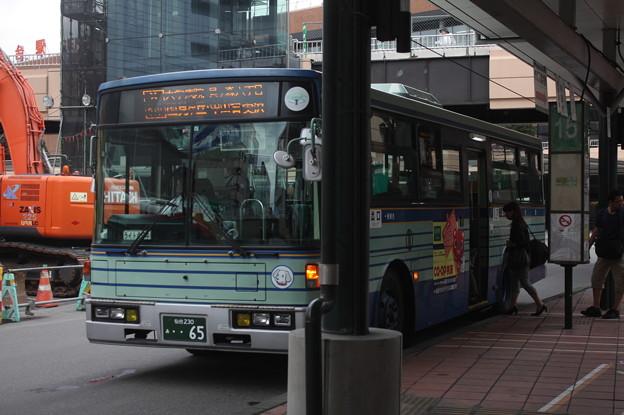 仙台市営バス 仙台230あ65