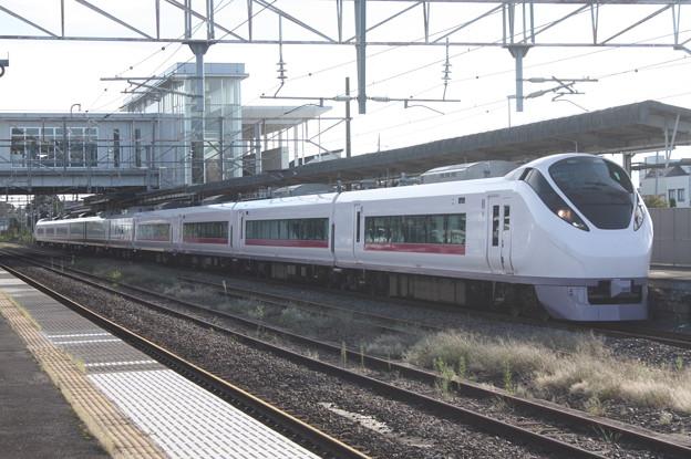 E657系K11編成 58M 特急ときわ58号 品川 行