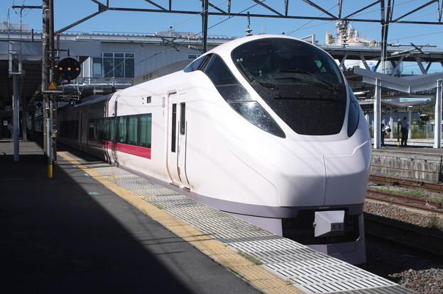 E657系K5編成 4M 特急ひたち4号 品川 行 抑止中