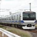 常磐線 E531系K404編成 363M 普通 勝田 行