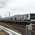 常磐線 E531系K409編成 394M 普通 上野 行
