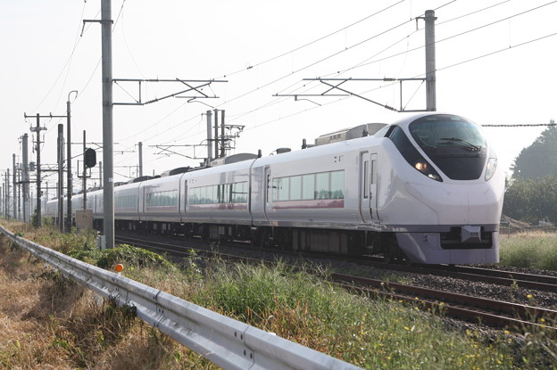 E657系K13編成 62M 特急ときわ62号 品川 行