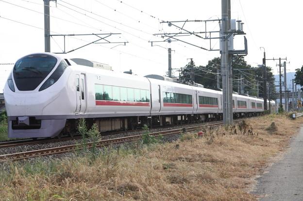 E657系K1編成 18M 特急ひたち18号 品川 行