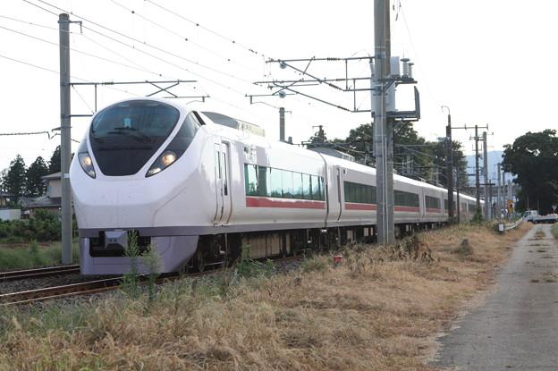 E657系K4編成 65M 特急ときわ65号 勝田 行