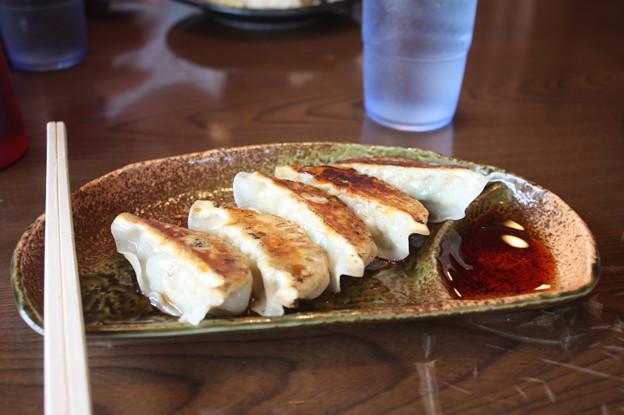 味噌屋 麺吉 餃子