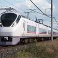 E657系K15編成 68M 特急ときわ68号 品川 行