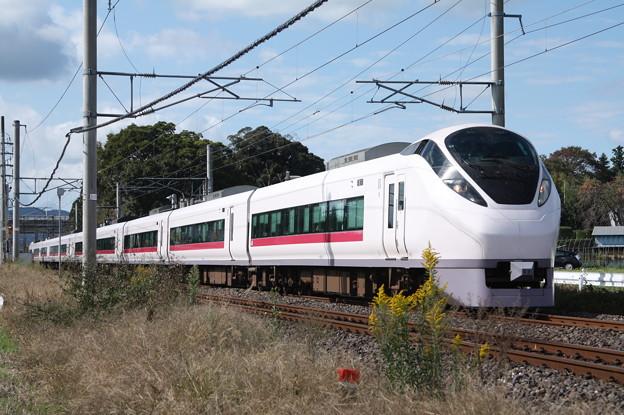 E657系K2編成 2055M 特急ときわ55号 勝田 行