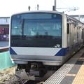 常磐線 E531系K423編成 346M 普通 上野 行