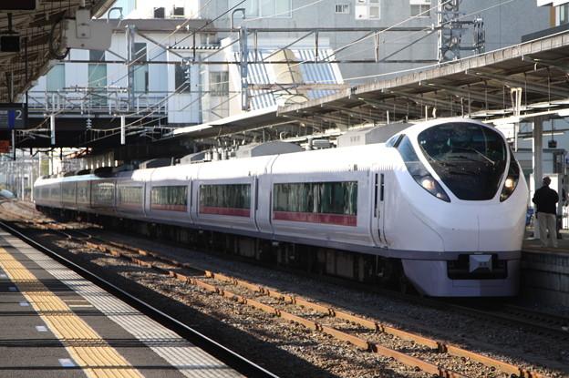 E657系K5編成 1M 特急ひたち1号 いわき 行