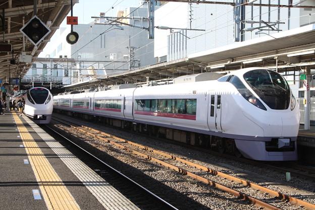 E657系K5編成 1M 特急ひたち1号 いわき 行 (2)