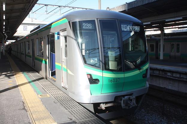 東京メトロ16000系16137F
