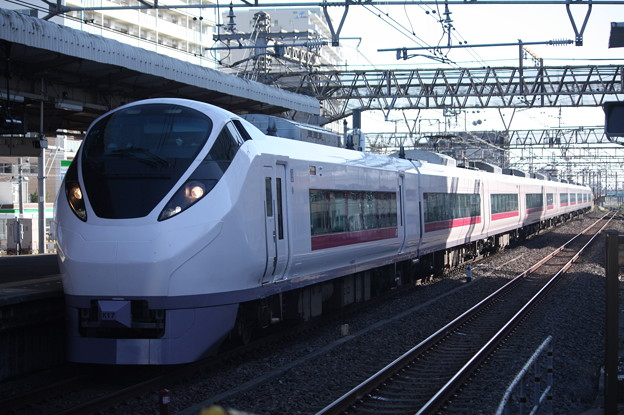 E657系K17編成 2M 特急ひたち2号 品川 行 (1)