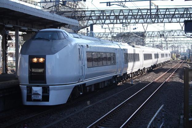 651系K103編成 9426M 臨時快速ぶらり川越号 川越 行 (9)