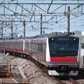 京葉線 E233系5000番台ケヨ551+F51編成