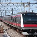 京葉線 E233系5000番台ケヨ551+F51編成 (1)