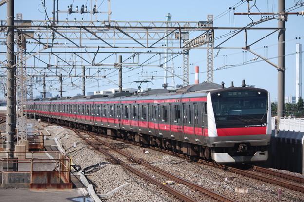京葉線 E233系5000番台ケヨ509編成 (1)