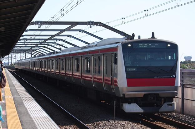京葉線 E233系5000番台ケヨ504編成