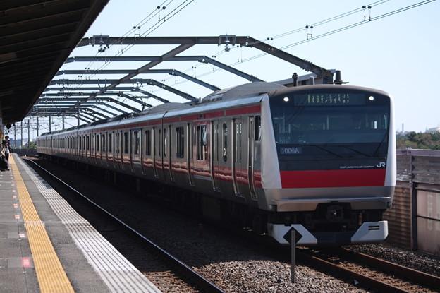 京葉線 E233系5000番台ケヨ519編成