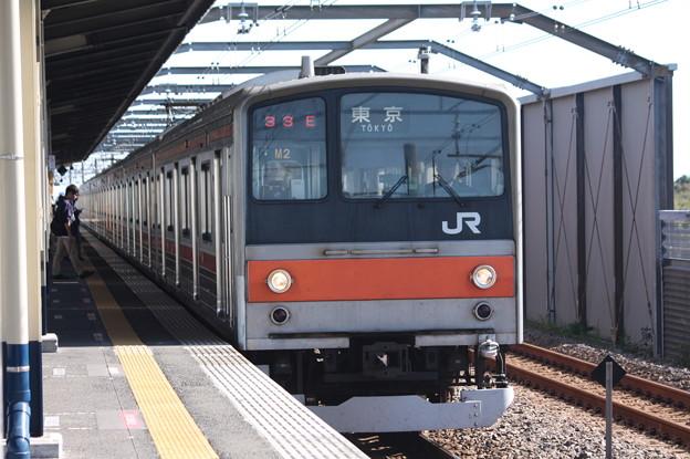 武蔵野線 205系5000番台ケヨM2編成
