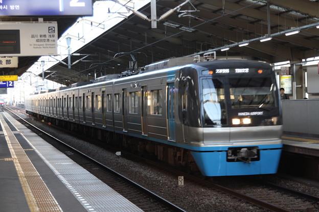 京急本線 北総9100形 エアポート快速特急 羽田空港 行