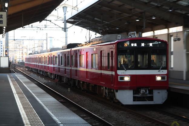京急本線 1500形1569F 普通 浦賀 行