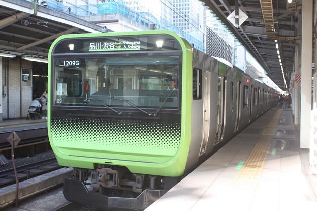 山手線 E235系トウ09編成 (1)