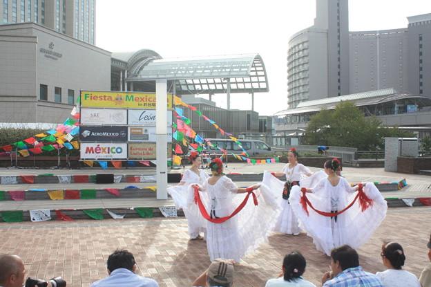 お台場メキシコフェス メヒカーナ2018 ラス・パロミータス ダンス (6)