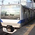 水戸線 E531系K451編成 762M 普通 小山 行