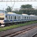水戸線 E531系3000番台K557編成 757M 普通 勝田 行