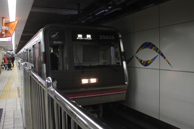 大阪メトロ千日前線 25系25609F