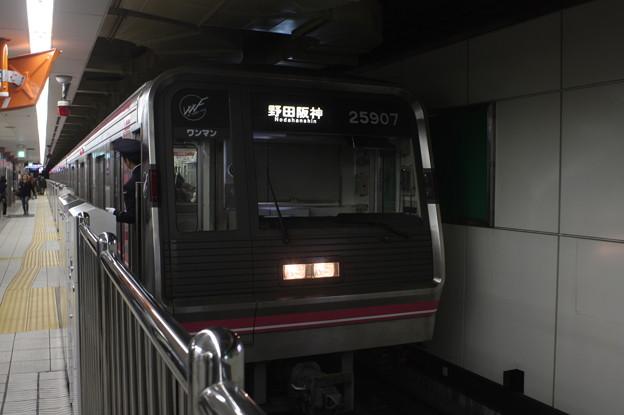 大阪メトロ千日前線 25系25607F (1)