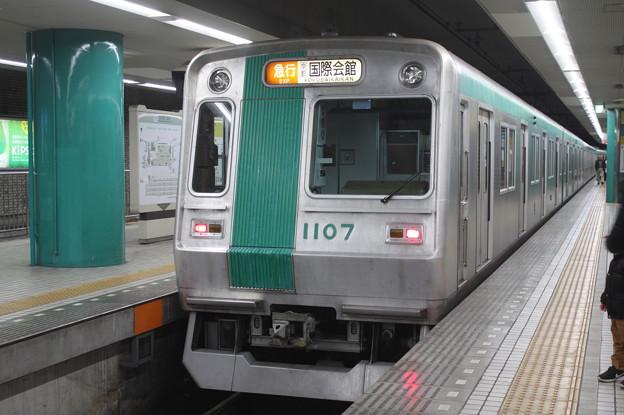 京都市営地下鉄1000系