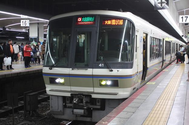 関西本線 221系 大和路快速