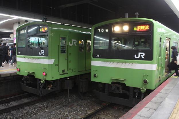 関西本線 201系