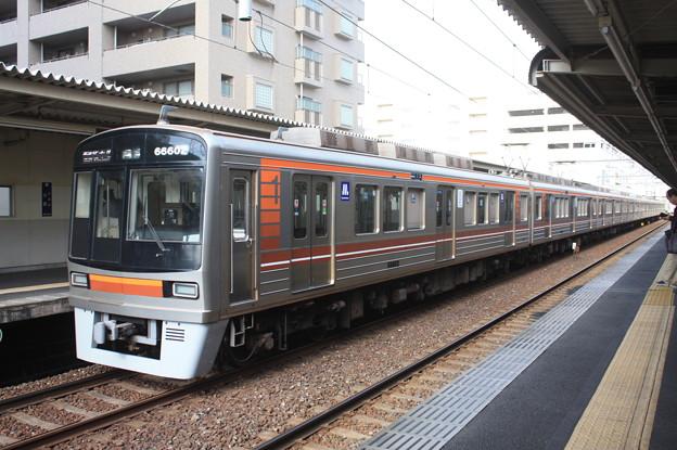 阪急千里線 大阪メトロ66系66602F リニュアール車
