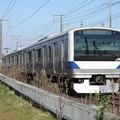 常磐線 E531系K413編成 363M 普通 勝田 行