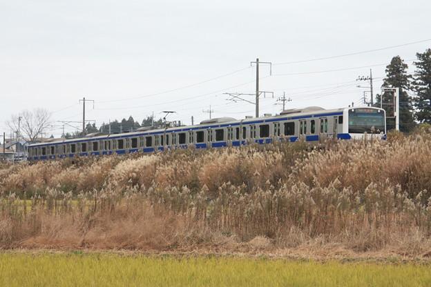 水戸線 E531系 (6)