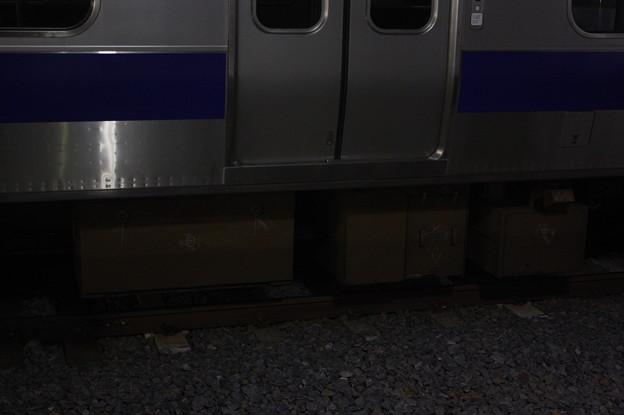E531系 床下機器類 (2)